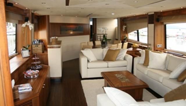 Melinda V Charter Yacht - 2