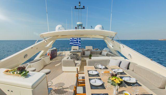 Champagne Seas Charter Yacht - 3