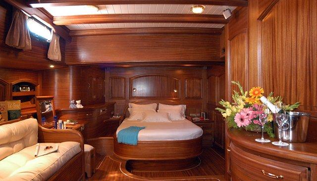Queen Of Karia Charter Yacht - 8
