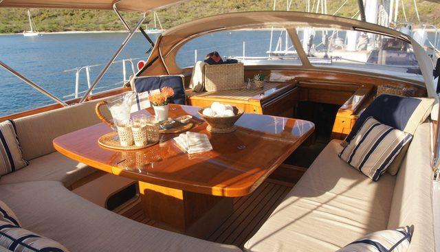 Letizia Charter Yacht - 4