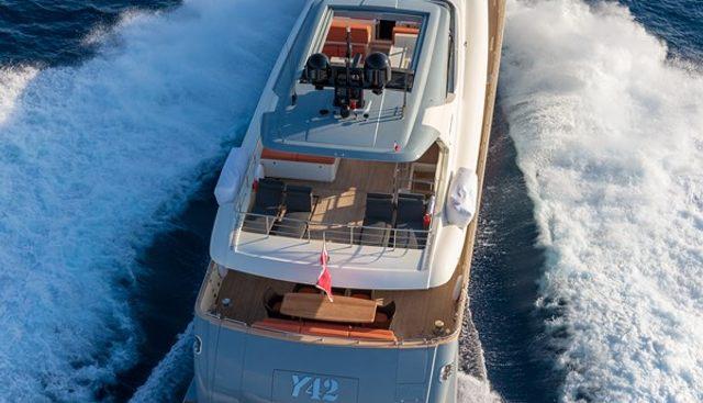 Y42 Charter Yacht - 5