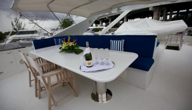 Johanna Charter Yacht - 4