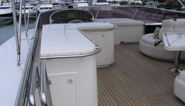 Elegance 76 New Line Charter Yacht - 3