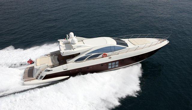 Mosafa Charter Yacht