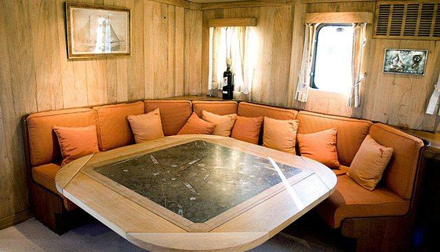 Le Rosa Charter Yacht - 3