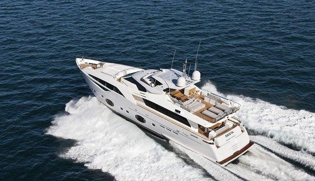 Desta Charter Yacht - 4