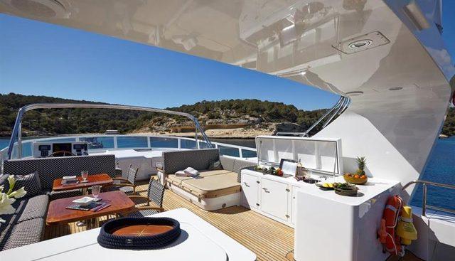 Jasmine Luna Charter Yacht - 3