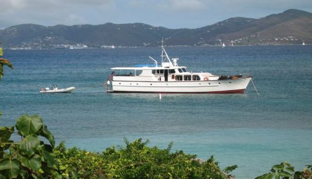 Flame Charter Yacht - 2