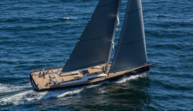 Wolfhound Charter Yacht