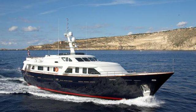 Pokrov Charter Yacht