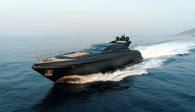 Neoprene Charter Yacht