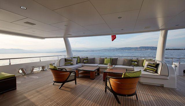 Madame Kate Charter Yacht - 4