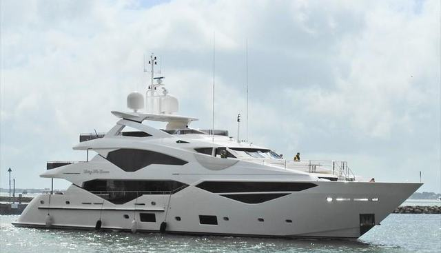 Living The Dream Charter Yacht