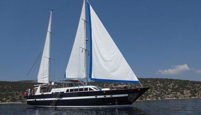 Iris PSI Charter Yacht