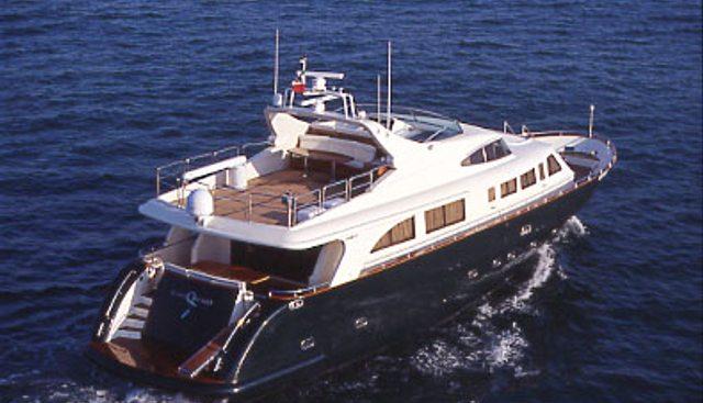 Cianin Quattro Charter Yacht - 3