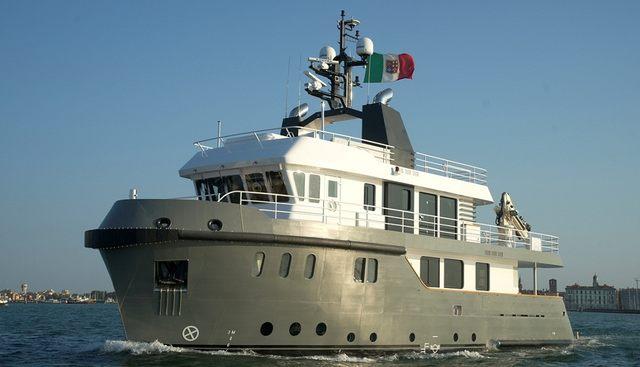 Irie Man Charter Yacht
