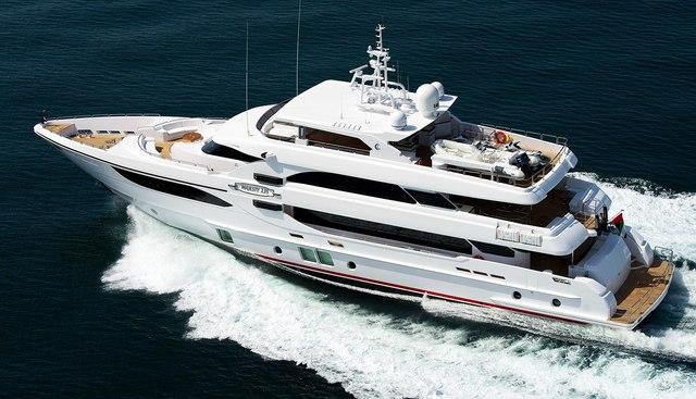 Jewel Charter Yacht