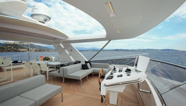 Charisma Charter Yacht - 7