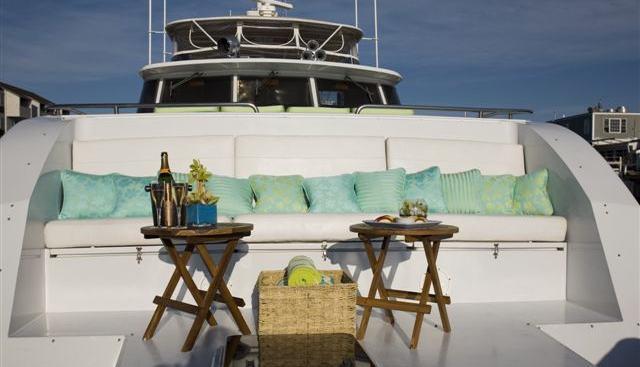 Trilogy Charter Yacht - 2
