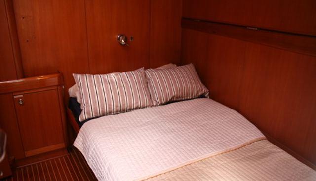 La Forza Del Destino Charter Yacht - 8