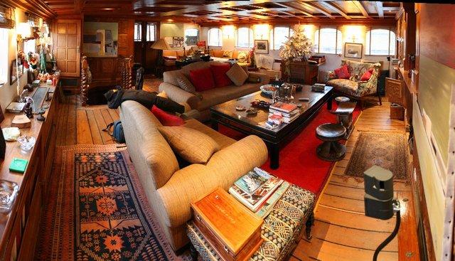 Amazon Charter Yacht - 5