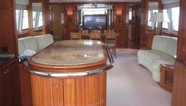 Azimut 100 Jumbo Charter Yacht - 4