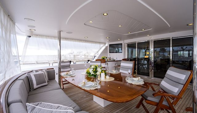 Unwined Charter Yacht - 4