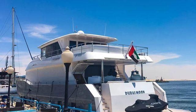 Dubai Moon Charter Yacht - 4