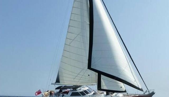 Mustang Charter Yacht - 2