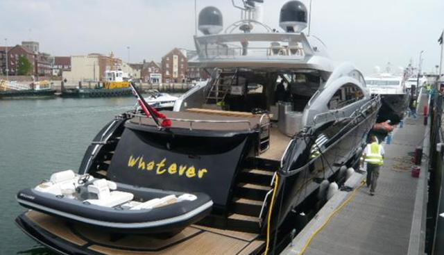 Whatever Charter Yacht