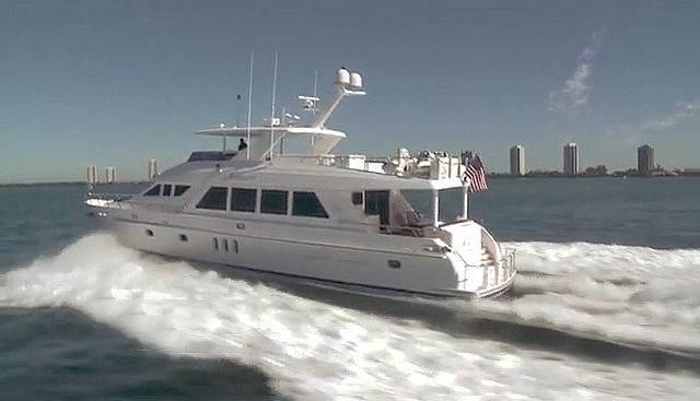 Cintax Charter Yacht