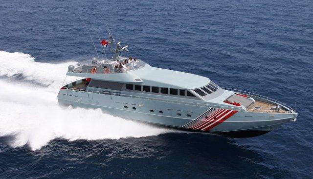 Chato Charter Yacht