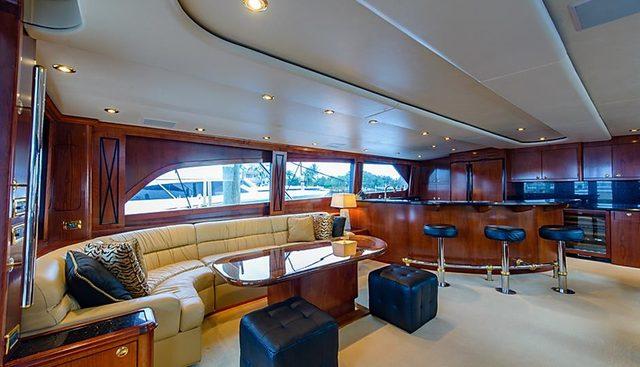 Black Shadow Charter Yacht - 5