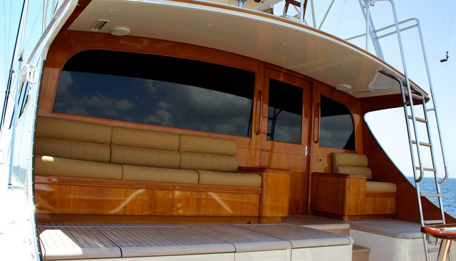 Clam Digger Charter Yacht - 4