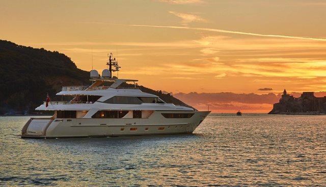 Takara One Charter Yacht