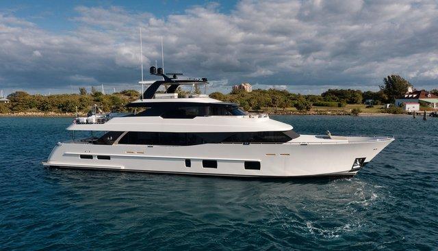 Everglade Charter Yacht