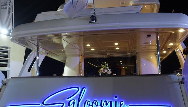 Saloomie Charter Yacht - 4