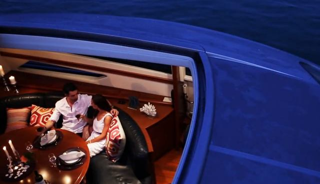 Incognito Charter Yacht - 3