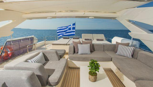 Champagne Seas Charter Yacht - 4