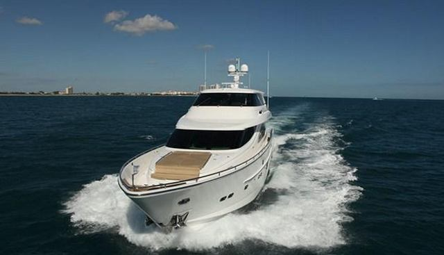 Mineral Water Charter Yacht - 2