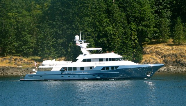 Steadfast Charter Yacht