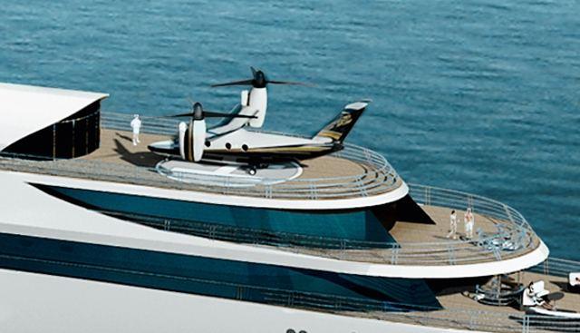 Yas Charter Yacht - 3