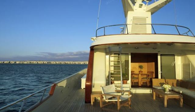 Something Cool Charter Yacht - 2
