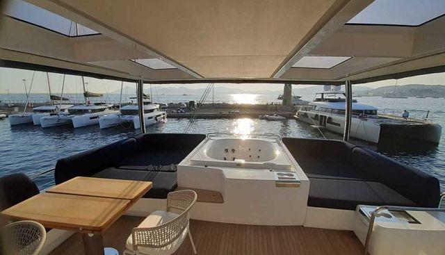 Mariah Princess III Charter Yacht - 3