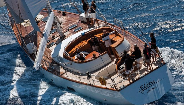 Elettra Charter Yacht - 2