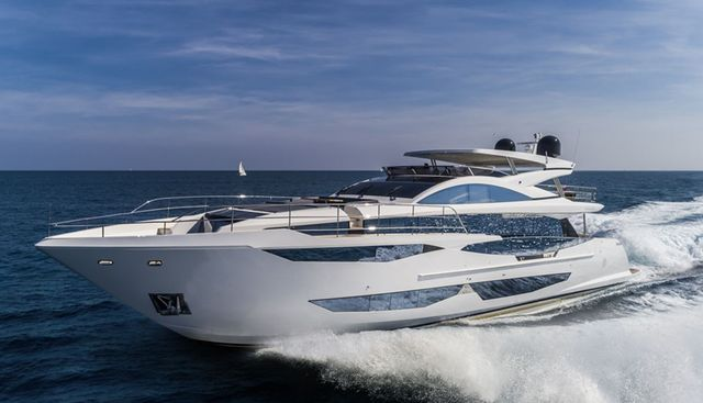 Pearl 95/ 03 Charter Yacht - 2