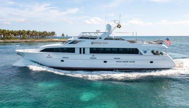 Victory Lane Charter Yacht