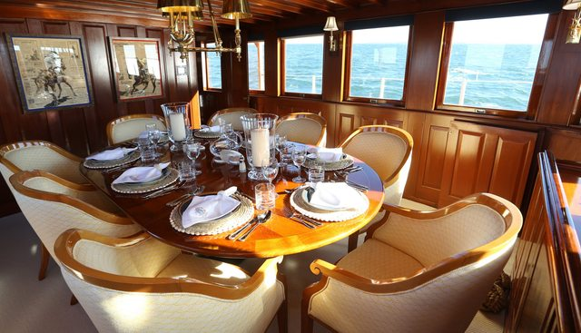 Olympus Charter Yacht - 8