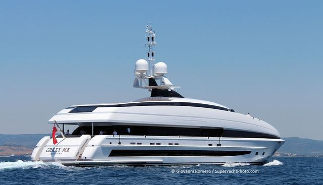 Crazy Me Charter Yacht - 5