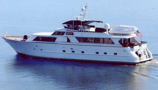 Summertime  Charter Yacht